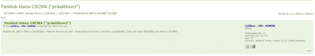 Fanklub klanu CSCWA! - Stránka 20 5497d716a6490